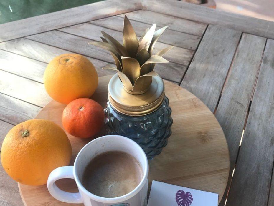 cafe garden desayunos