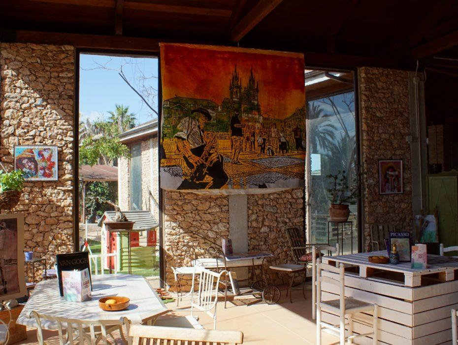 cafe garden 2